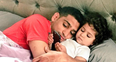 Amir Kahn and daughter Instagram
