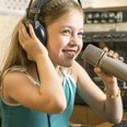 Kids on the radio