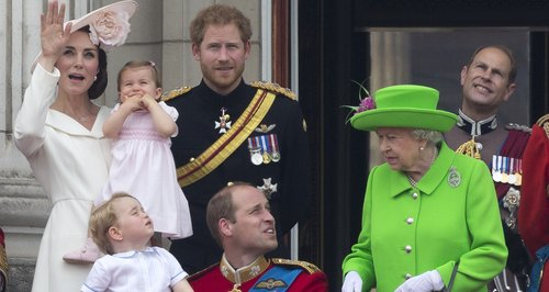 Queen scolds Prince William