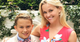 Reese Witherspoon and her son Deacon
