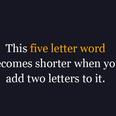 Riddle Large