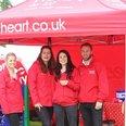 Heart Angels: Gloucester Motor Show