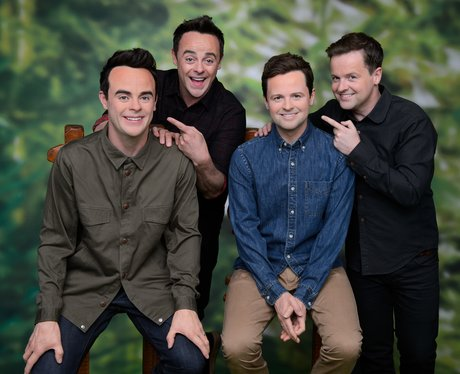 Ant and Dec waxwork