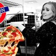 Adele pizza London diva demands