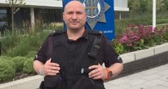 PC Canvin Durham police bravery
