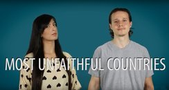 Most unfaithful countries YouTube