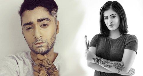 Zayn Malik Makeup artist Dubai