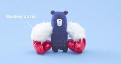 toy hospital raising awareness of organ donation
