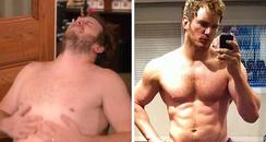 Chris Pratt Body Transformation