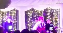 Ed Sheeran and Snow Patrol Wedding