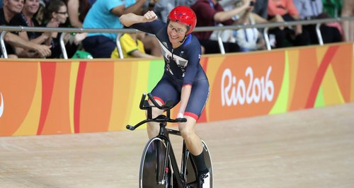 Dame Sarah Storey 12th gold medal