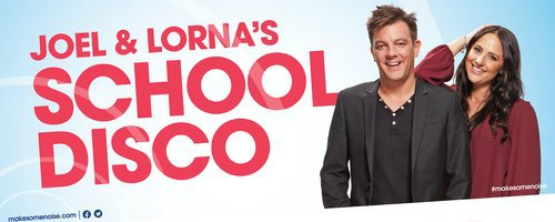 Joel and Lorna's School Disco