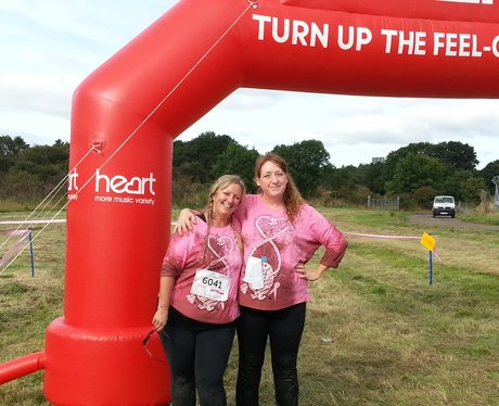 Heart Angels: Race for Life - Edinburgh Pretty Mud