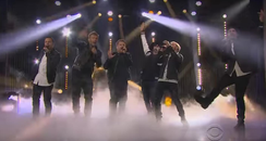 James Corden backstreet boys late late show