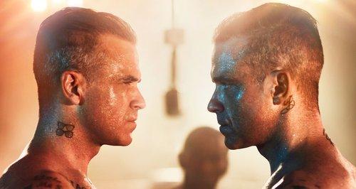 Robbie williams – heavy entertainment show