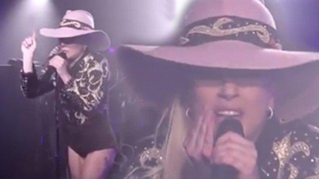 Lady Gaga Joanne World Tour Song List