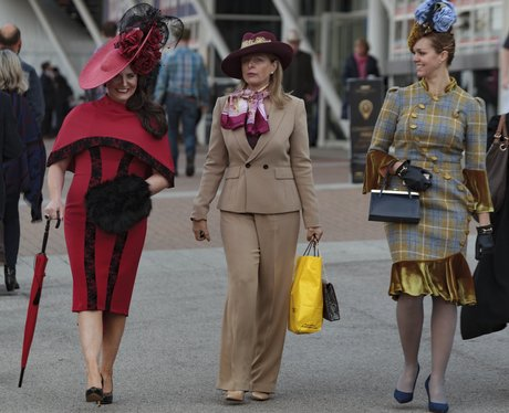 Newmarket: Autumn Ladies Day