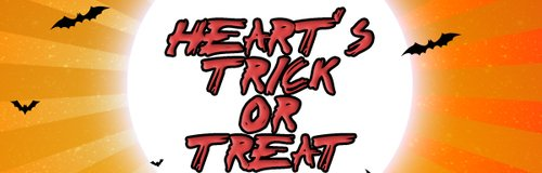 Heart's Trick Or Treat - CRM POD image 2016