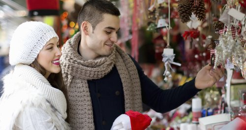 WInter/Christmas Shopping