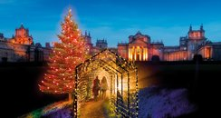 Blenheim Palace main image Christmas