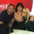 Davina McCall With Jamie And Emma