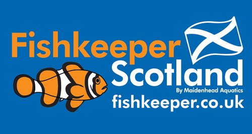Fishkeeper Scotland Logo