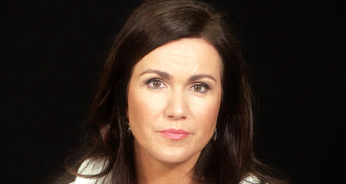 Susanna Reid before transformation