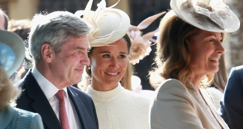 Pippa Middleton Christening