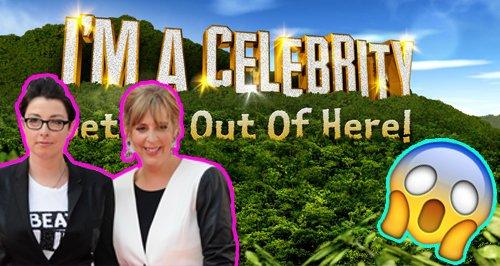 I'm A Celebrity Scarlett Moffat GBBO Mel Sue