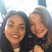 14. Scarlett Moffatt bumped into her Gogglebox co-star Reverend Kate Bottley!