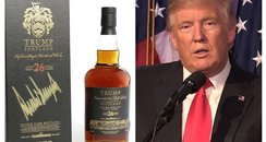Trump Whisky - McTears