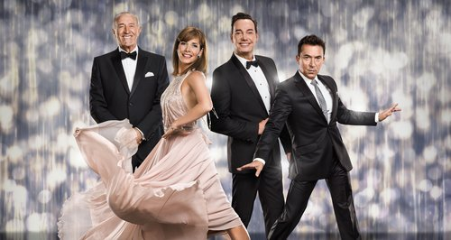 strictly come dancing judges eurovision