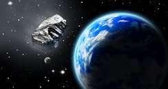 Asteroid due to pass Earth very closely