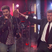 10. James Corden and Adam Lambert perform together on the 'Late Late Show'.