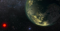 hot super-Earth Gliese 411b