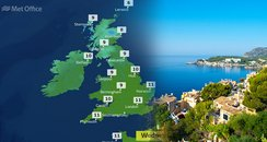 Britain's Weather Is Going To Be Warmer Than Majo