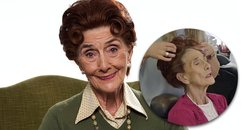 Dot Cotton hair style in real life