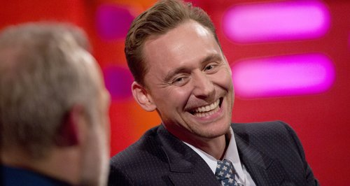 Graham Norton Show Tom Hiddleston