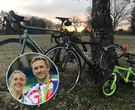 Laura Kenny and Jason Kenny pregnancy annoucement
