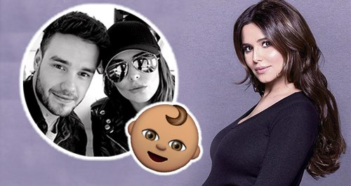 Cheryl FINALLY Confirms Pregnancy In Beautiful L'O