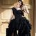 1. Pregnant Danielle Lloyd Stuns In Glamorous Fashion Shoot
