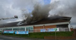 Asda Luton Fire