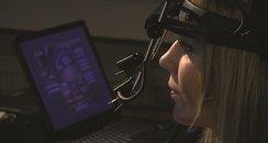 Portsmouth University study claims eyes movement r