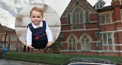 Prince George new school
