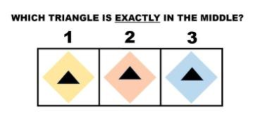 Can you guess which shape is in the middle