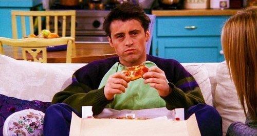 Joey Tribianni food Friends