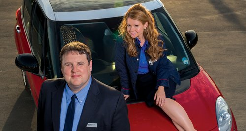 Will there be a third series of Peter Kay's Car Share?