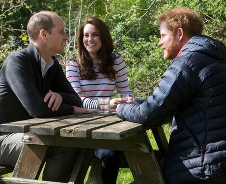 Prince William, Harry & Kate Talk Mental Health Fo
