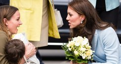 Duchess of Cambridge visit to Luxembourg