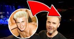 Gary Barlow new hairdo